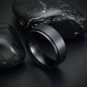 Men Women Stainless Steel band ring